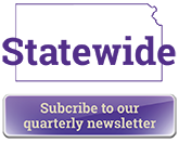 Subscription button for Statewide e-newsletter