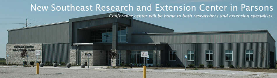 Southeast Research and Extension Center