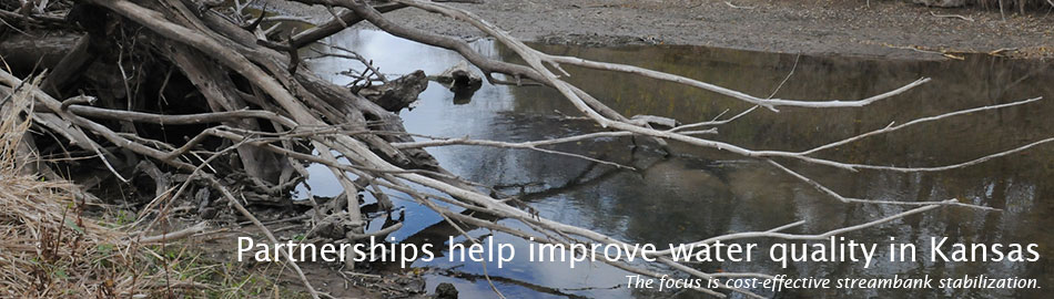 Partnerships help improve water quality in Kansas