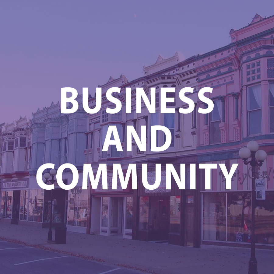 Business and Community Resources