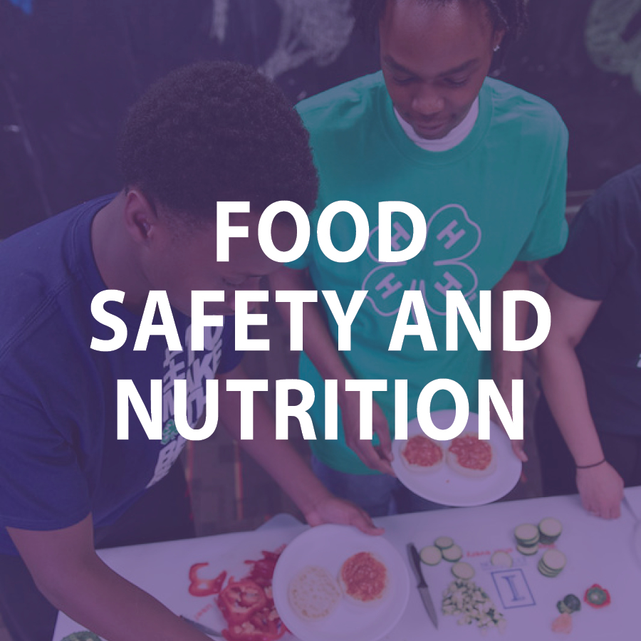 Food Safety and Nutrition Resources