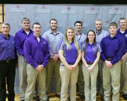 2016 crops team