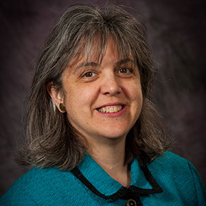 Karen Schmidt, K-State professor of animal science and incoming president of the American Dairy Science Association