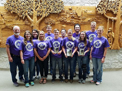 K-State Soil Judging Team