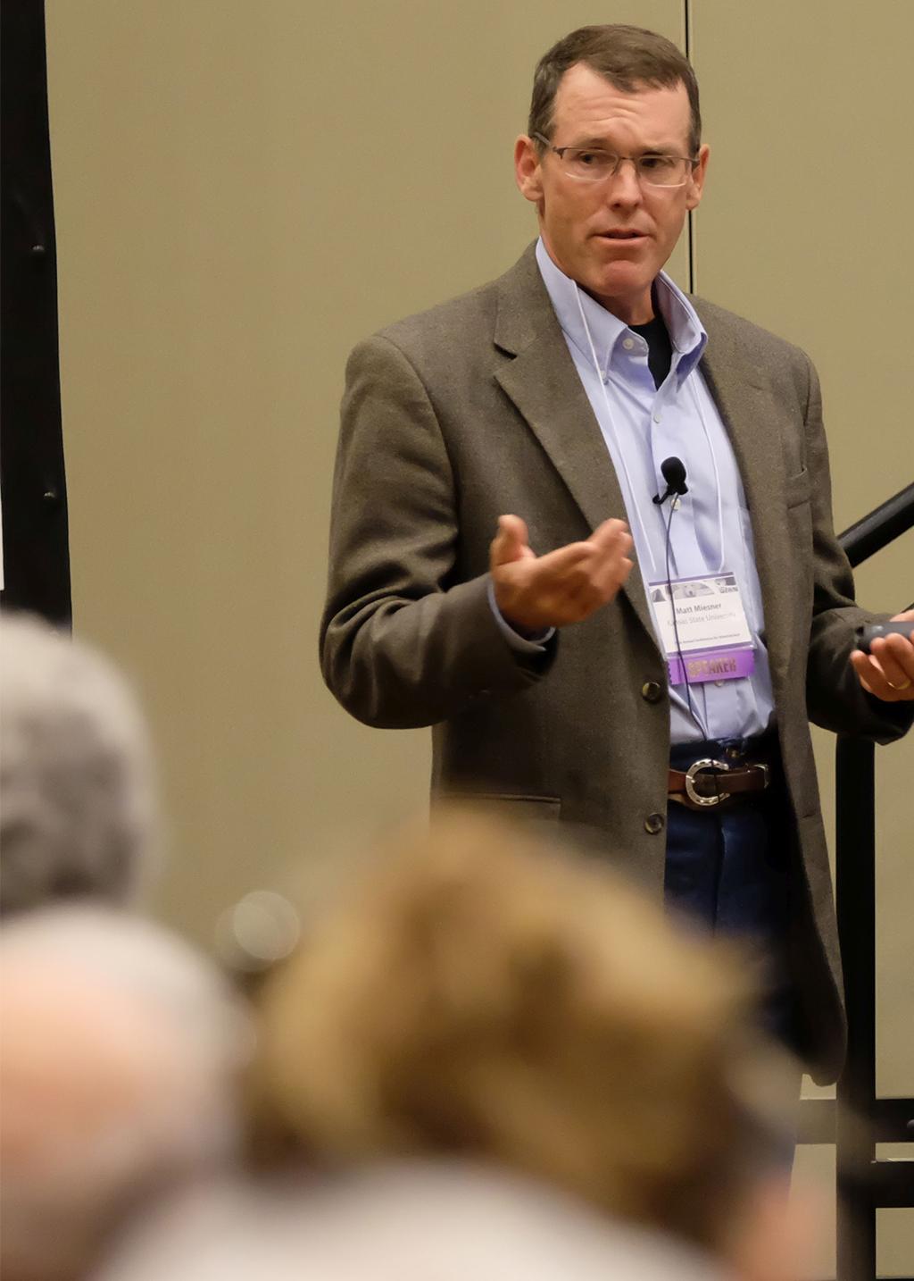 Dr. Matt Miesner
