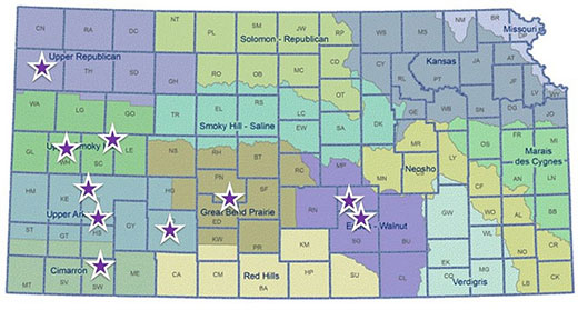 Farmers Team With K State Kansas Water Office To Present