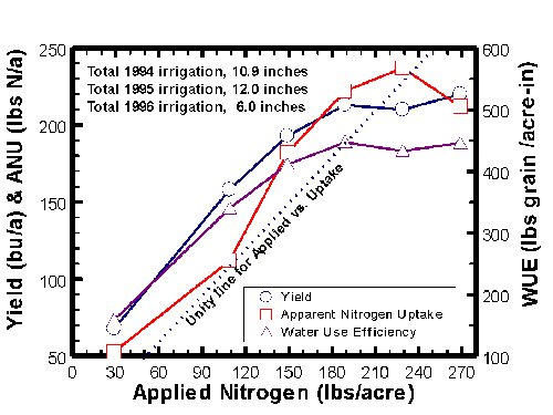 nitrogen fertigation